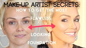 makeup artist secrets how to look airbrushed without an airbrush