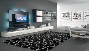 Black And Glass TV Wall Cabinet Idea Tv Pinterest Tv Walls - Living room wall units designs