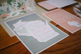 themed wedding invitations wisconsin themed wedding invitation suite wisconsin