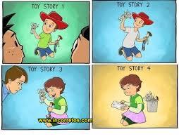toy story1 toy story 2 toy story 3 toy story 4 wwwincorretoscom