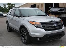 Ford Explorer 2015 - 2015 ingot silver ford explorer sport 4wd 106071798 gtcarlot