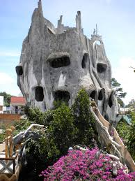 Crazy Houses The Shining Path Of Least Resistance Dalat U0027s Architectural