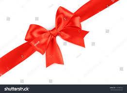 big present bow big bow on white stock photo 116708152