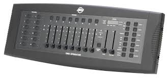 adj american dj dmx operator light controller 192 channel pssl