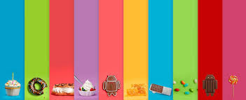 android lollipop features iconic features of each major android update from cupcake to lollipop