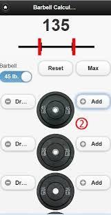 Bench Press Calculater Best Layout For A Custom Calculator For Mobile Web Browser