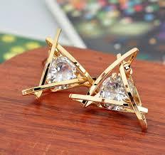 stud for ear best 25 ear studs ideas on earrings handmade