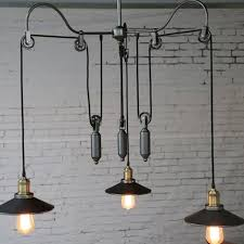 Country Style Pendant Lights Retro American Country Industrial Style Pendant Light Loft