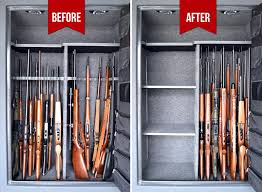 How To Make A Gun Cabinet by Gun Storage Solutions Is Redefining The Typical Gun Rack See How