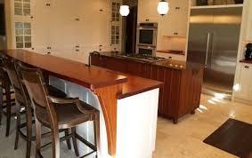 Counter Bar Top Reclaimed Redwood Countertop Photo Gallery By Devos Custom