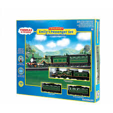 bachmann trains and friends emily s passenger set ho scale