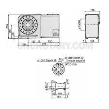 tsudakoma rotary table manual rna 251r vertical horizontal cnc rotary table