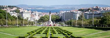 Google Maps Italy by Google Map Of Lisbon Portugal Nations Online Project