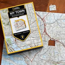 geographical pattern ne demek nat geo my town custom usgs map puzzle shop national geographic