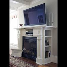 Electric Fireplace With Storage by Image Result For Cable Box Built Into Fireplace Mantel David U0027s