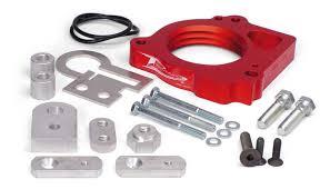 Dodge Ram 4 7 Supercharger - amazon com airaid 300 573 poweraid throttle body spacer automotive