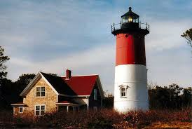 Best Cape Cod Lighthouses - famous cape cod landmarks to visit chatham gables inn