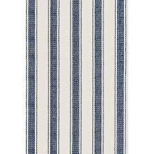 Black And White Striped Upholstery Fabric Blue Awning Stripe Woven Cotton Rug Dash U0026 Albert