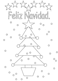free christmas card templates in spanish business template