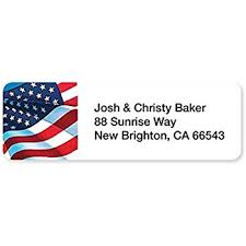 return address labels 500 personalized labels on