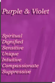 purple color meaning color purple violet color psychology personality meaning