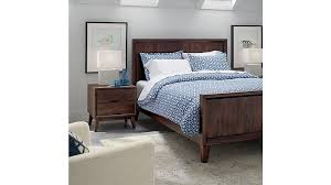 Steppe Bed Crate And Barrel - Used crate and barrel bedroom furniture