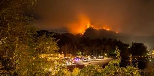 Wildfire Davis Ca by The Worst Wildfire In North Carolina U0027s History