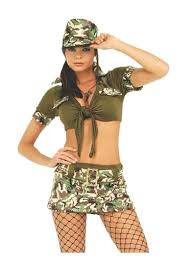 Halloween Costumes Army Boot Camp Army Military Camouflage Costume Clothes