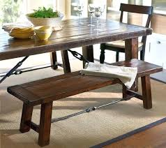 wood table and bench set home decorating interior design bath
