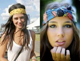 bandana hippie accessorizing with bandanas the layer loxa beauty