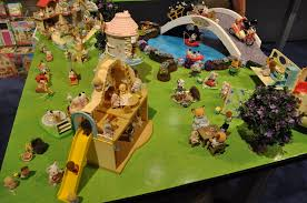 calico critters play set new york toy fair pinterest