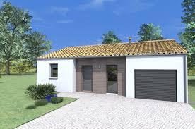 maison plain pied 2 chambres plan de maison datis sl 2 personnalisable