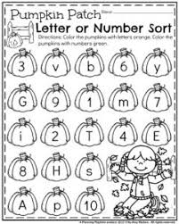 october preschool worksheets pre worksheets pre