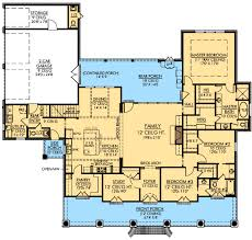 acadian floor plans plan 56364sm 3 bedroom acadian home plan pantry porch and ceilings