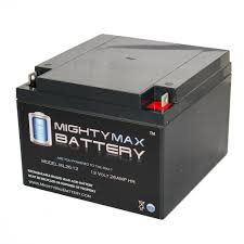 12 volt rechargeable batteries