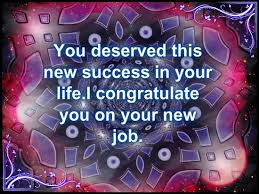 Greetings Card Designer Jobs I Congratulate You On Your New Job Free New Job Ecards Greeting