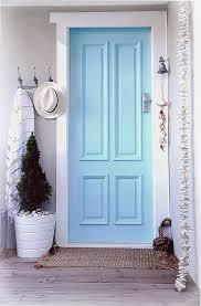 Cottage Doors Exterior House Coastal Cottage Front Entrance Door Decor Decorating
