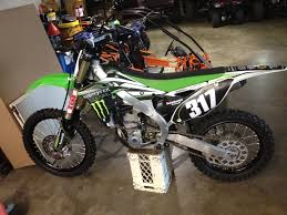 kawasaki motocross bikes for sale page 1 new u0026 used kx250f motorcycles for sale new u0026 used