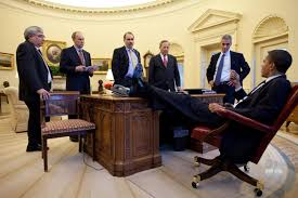 Barack Obama Oval Office Obama Caught In The Oval Office Doing The Unthinkable Alternative
