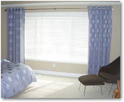 Blinds And Matching Curtains Blind Alley Casual Window Treatments Portfolio