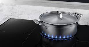a induzione piano di cottura piano a induzione chef collection flame nz84j9770ek