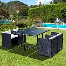 Best  Rattan Garden Furniture Ideas On Pinterest Garden Fairy - Black outdoor furniture