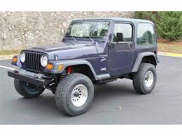1999 jeep wrangler for sale classiccars com cc 932352