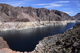 Bathtub Ring Lake Mead Reservoir Hits Record Low In Midst Of Drought Time