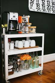best 20 rolling carts ideas on pinterest small apartment rolling carts coffee traycoffee cartscoffee cornerthe coffeehome coffee barscoffee stationsfrench presscounter spacekitchen carts