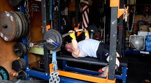 bench press bench and bar bench decoration