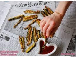 cuisiner des courgettes light frites de courgettes light au four amande parmesan recette ptitchef