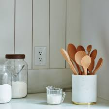 Metal Canisters Kitchen Marble U0026 Metal Canister On Food52