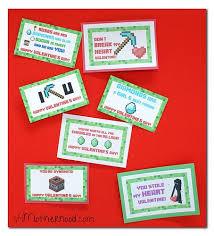 minecraft s day cards minecraft s day cards for the classroom free printable