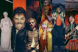 Halloween Entertainment - how scary should halloween entertainment be sternberg clarke